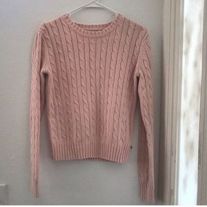 Tommy Hilfiger Crew Neck Knit Sweater